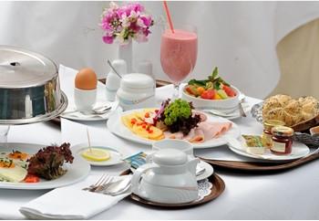śniadania biznesowe City Hotel